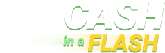 Cash in a Flash Logo
